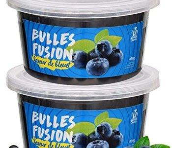 Bulles fusion saveur de bleuet 450g