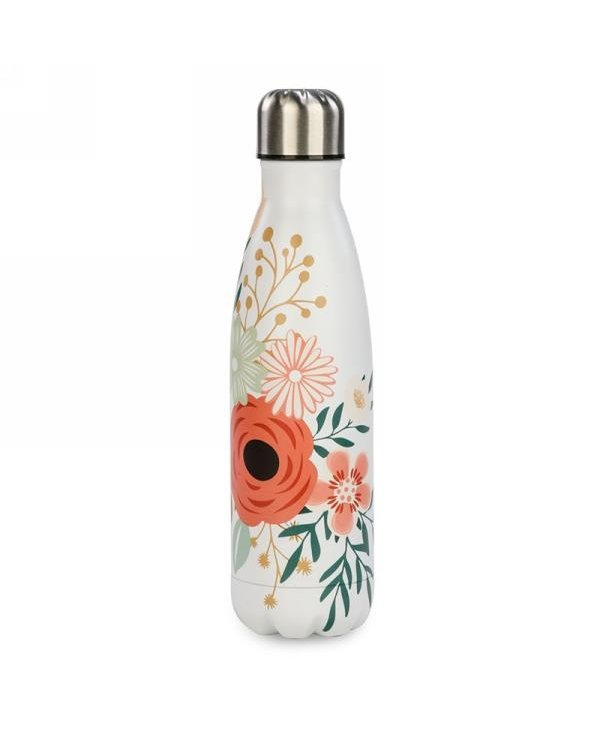 Bouteille thermo - Floral