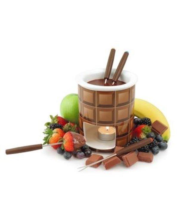 Decadence-ensemble pour fondue au chocolat