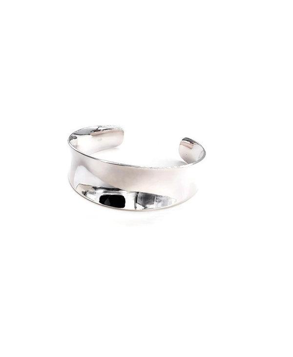 Bracelet simple en argent