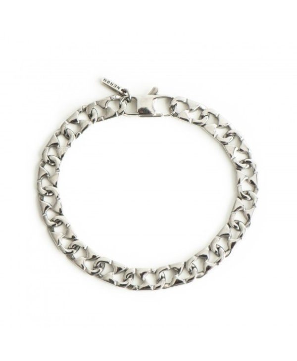 Bracelet Day & Night argent