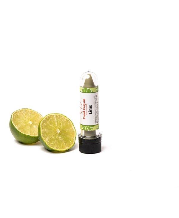 Crayon d'épices en recharge, lime