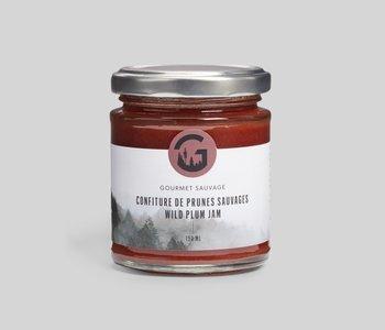 Confiture de prunes sauvages