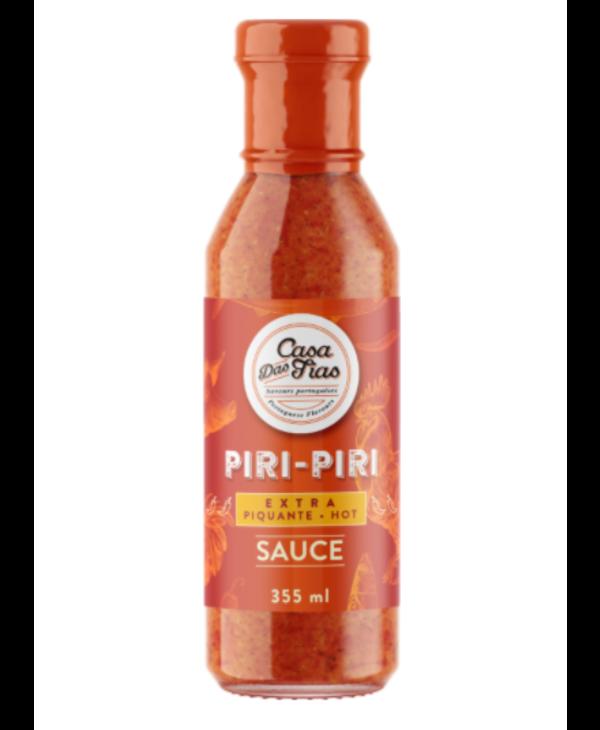 Sauce Piri-Piri extra piquante Casa Das Tias
