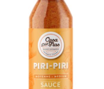 Sauce Piri-Piri moyenne Casa Das Tias