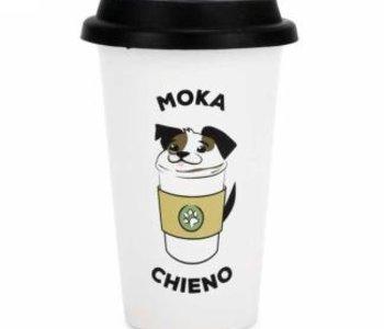 Tasse de voyage Moka chieno