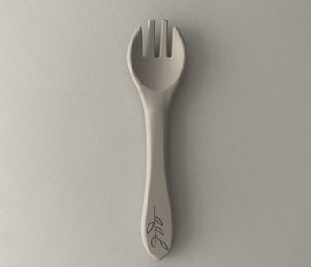 Fourchettes en silicone Blush
