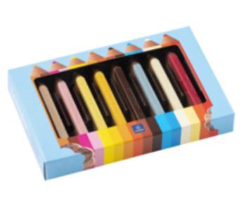 Crayons en chocolat Léonidas