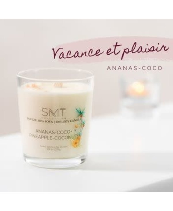 Bougie Ananas-Coco 270g
