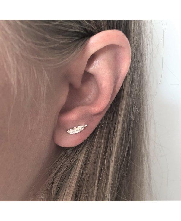 Boucles d'oreilles Les Feuillues
