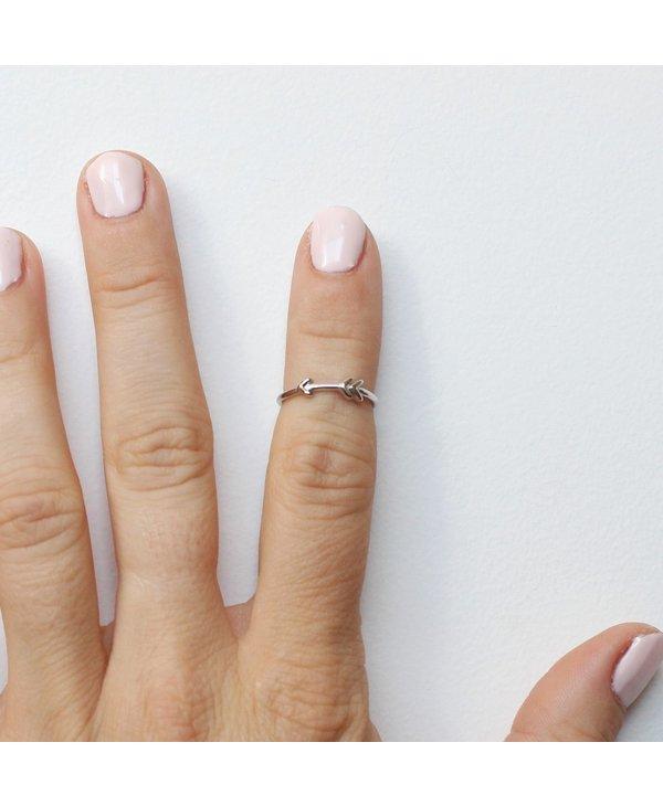 Bague Mi-doigt La Flamboyante