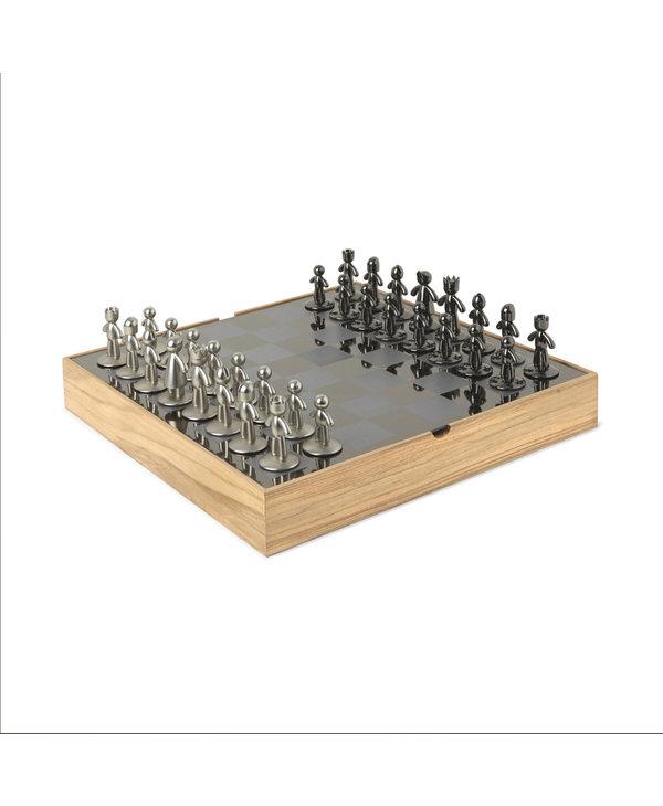 Jeu d'échecs buddy