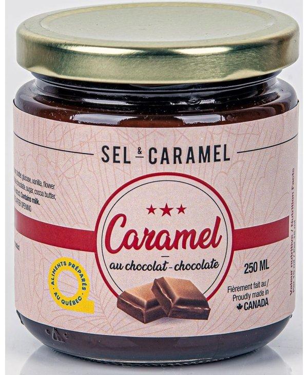 Sel & caramel au chocolat