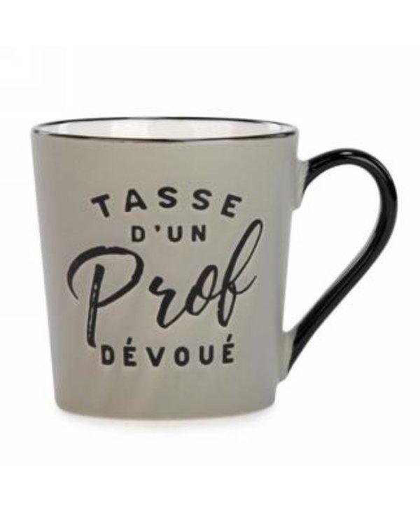 Tasse en porcelaine Prof dévoué