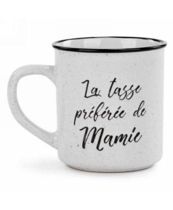 Tasse en céramique préféré de mamie