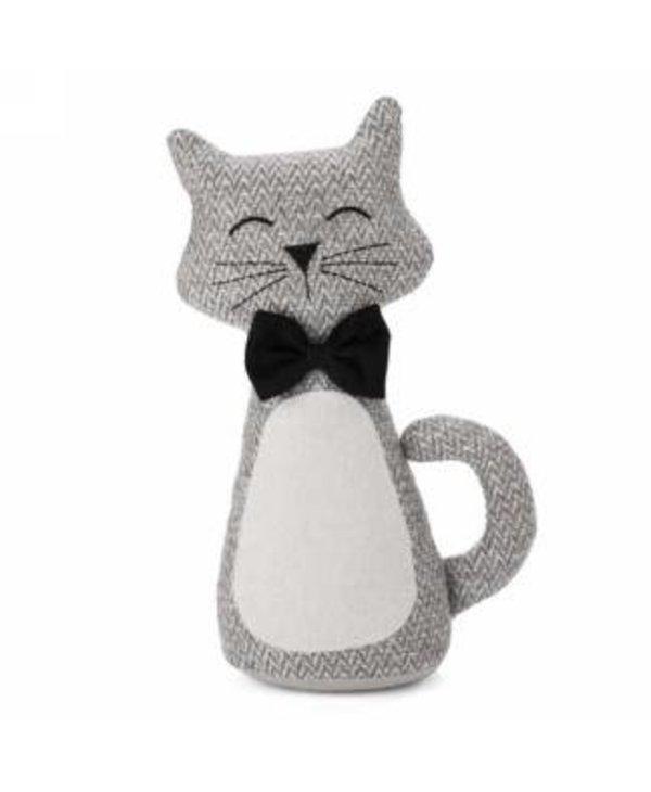 Butoir chat gris