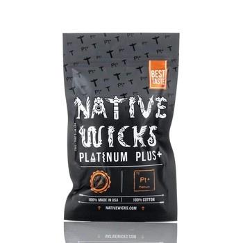 Native Wicks Native Wicks Platinum Plus Cotton