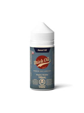 Thick Oil Thick Oil Sweet Oil 100ml