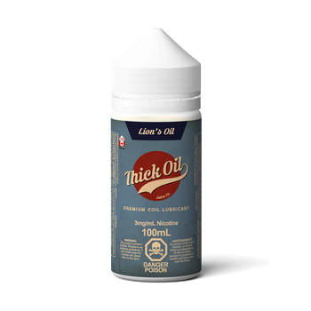 Thick Oil Thick Oil Canilla Oil 100ml