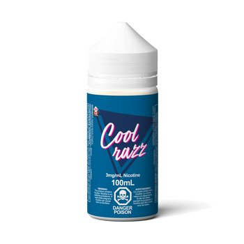 Thick Oil Thick Oil Cool Razz 100ml