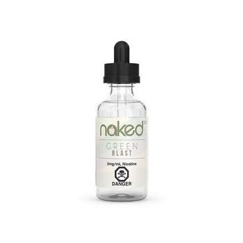 Naked 100 Naked 100 Green Blast 60ml