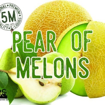 5M 5M Pear of Melons 60ml