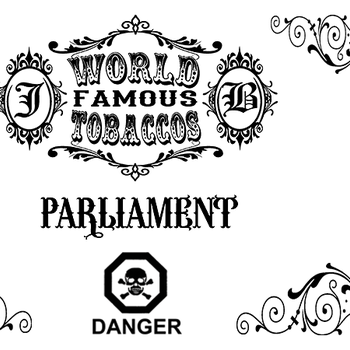 World Famous Tobacco WFT Salts Parliament / EXILE Swashbuckler 30ml