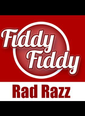 Fiddy Fiddy Fiddy Fiddy Radical Raspberry 30ml