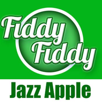 Fiddy Fiddy Fiddy Fiddy Jazz Apple Sour 30ml