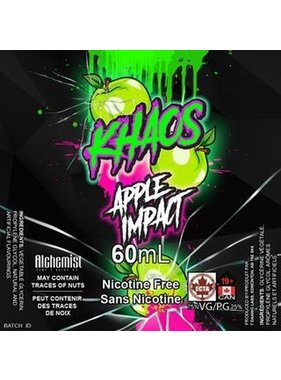 Khaos Khaos Apple Impact 60ml