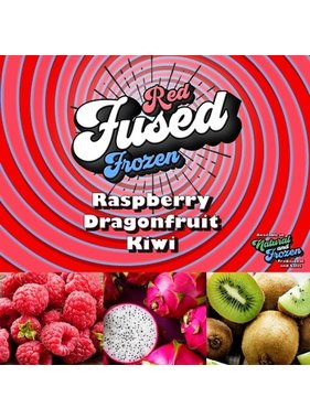Fused FUSED Salts Frozen Red 30ml