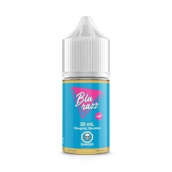 Thick Oil Thick Oil Salts Blu Razz 30ml