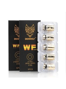 Snow Wolf Snow Wolf Wolf Tank Coil (Pack of 5)