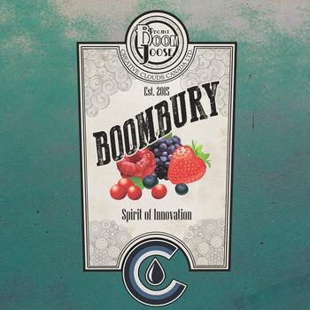 Project Boom Juice PBJ Boombury 60ml