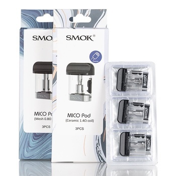 SMOK SMOK Mico Pods (Pack of 3)