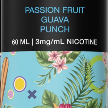 Fruitia Fruitia - Passion Fruit Guava Punch 60ml