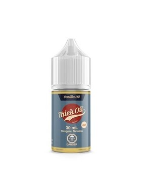Thick Oil Thick Oil Salts Canilla Oil 30ml
