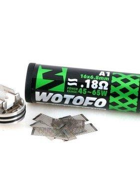 Wotofo Wotofo Profile RDA Mesh Coils