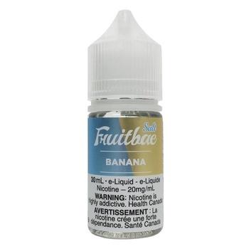Fruitbae Fruitbae Salts Banana 30ml