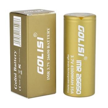 Golisi Golisi IMR S43 26650