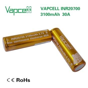 VapCell VapCell Gold 20700