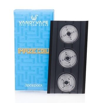 VandyVape Vandy Vape Maze Coils (Pack of 3)