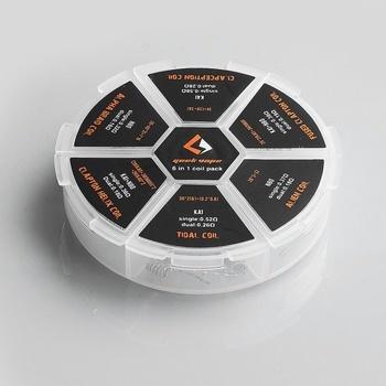 Geekvape Geekvape 6-1 Coil Kit