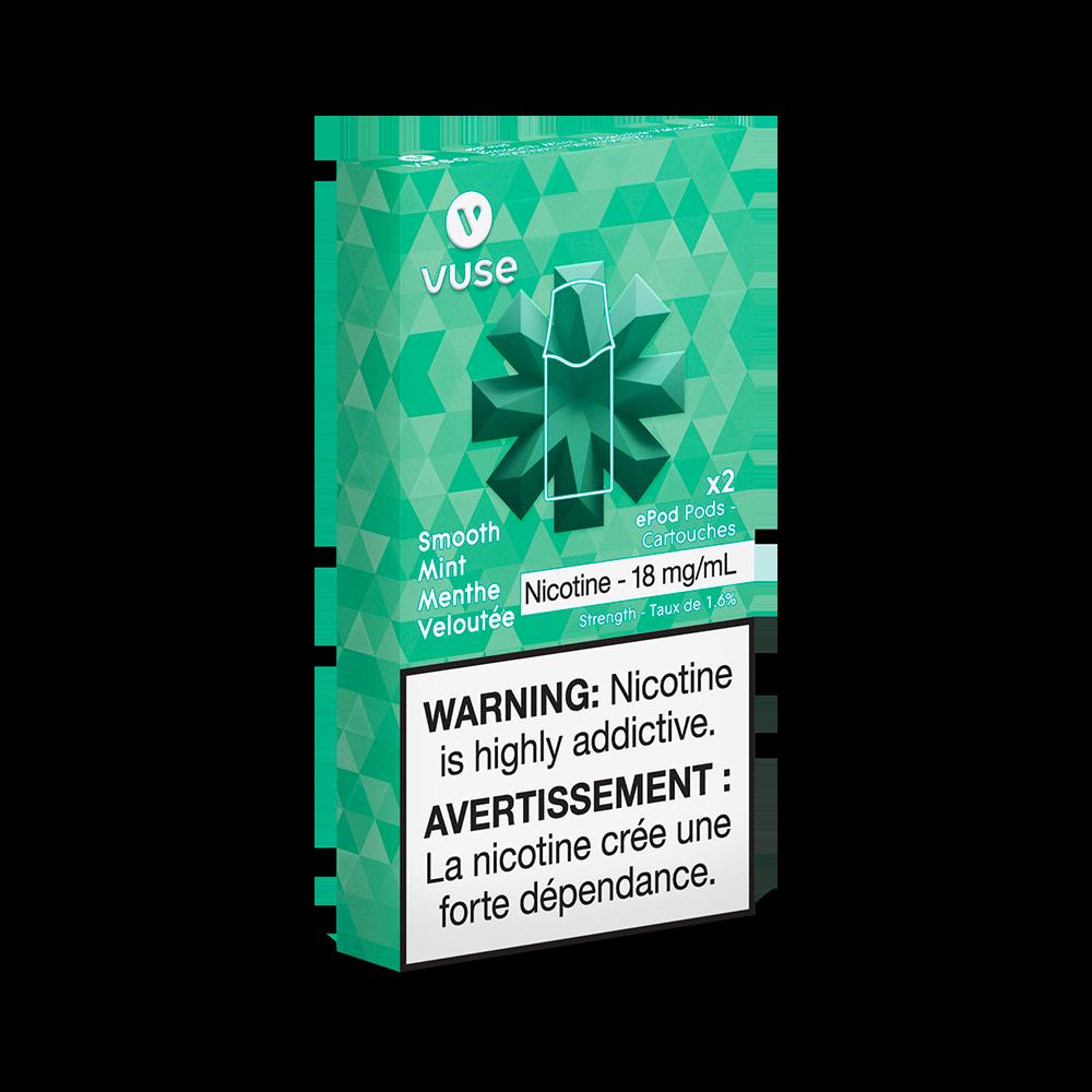Vuse Vuse Smooth Mint ePod Cartridge (2 pack)