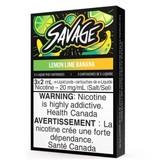 STLTH STLTH Savage Lemon Lime Banana Pods (Pack of 3)