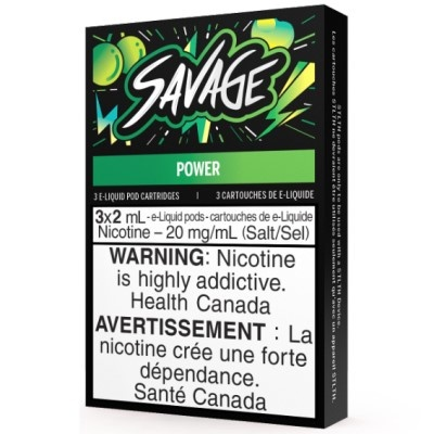 STLTH STLTH Savage Power Pods (Pack of 3)