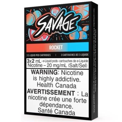 STLTH STLTH Savage Rocket Pods (Pack of 3)