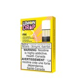 STLTH STLTH Lemon Drop Pink Pods (Pack of 3)