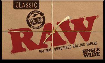 RAW RAW SW Double Window Papers