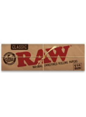 """RAW RAW  1-1/4"""" Papers"""